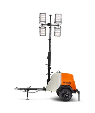 Generac MLT6SMD Mobile Light Tower GENMLT6SMD-STD-