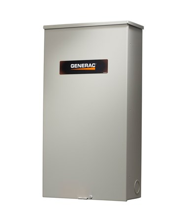 Generac Three-Phase Service Rated Automatic Transfer Switch GENRTSW100G3-