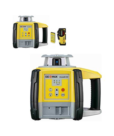 Geomax Zone20 Series Self-Leveling Rotary Laser GEO601635-