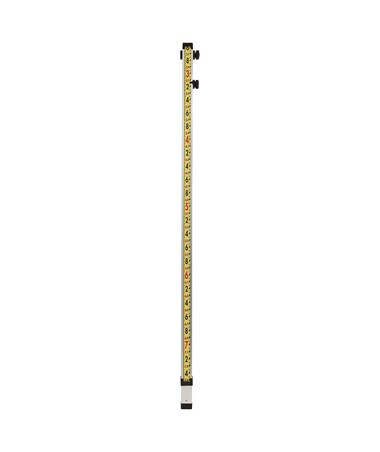LaserLine 10' Direct Reading Optical Grade Rod, Feet/Tenths GR10T