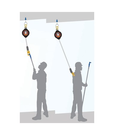 Guardian Fall Protection Ground-Up Anchor System GUA00160-