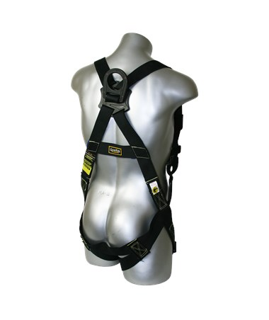 Guardian Fall Protection Kevlar Harness GUA00900- back