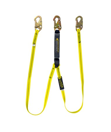 Guardian Fall Protection External Shock Pack Lanyard 01217