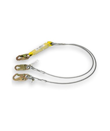 Guardian Fall Protection Cable Lanyard 01241