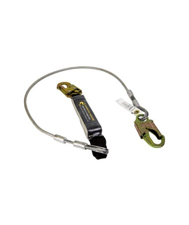 Guardian Fall Protection Cable Lanyard