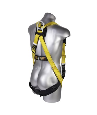 Guardian Fall Protection Velocity Harness GUA01700- back