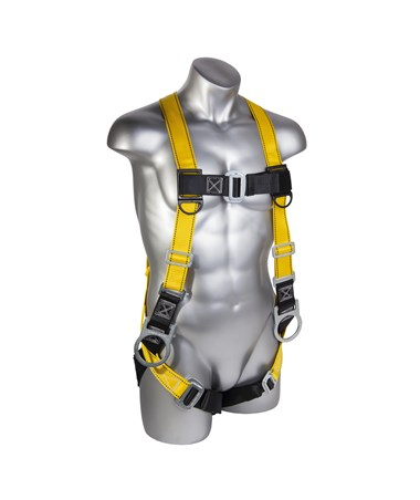 Guardian Fall Protection Velocity Harness with Side D-Rings