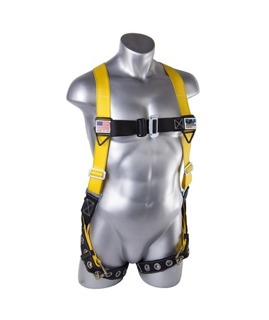 Guardian Fall Protection Velocity Surfacetech Harness GUA01750-front