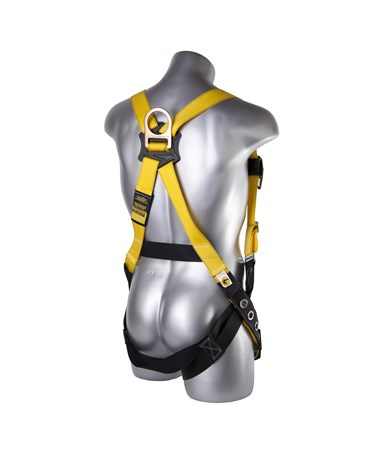 Guardian Fall Protection Velocity Surfacetech Harness GUA01750-back