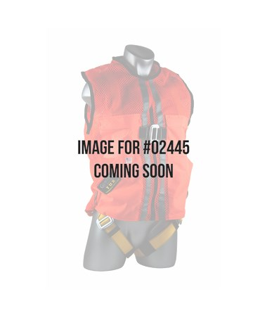 Guardian Fall Protection Construction Tux Harness Black Duck
