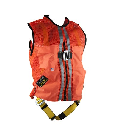 Guardian Fall Protection Construction Tux Harness GUA02100-