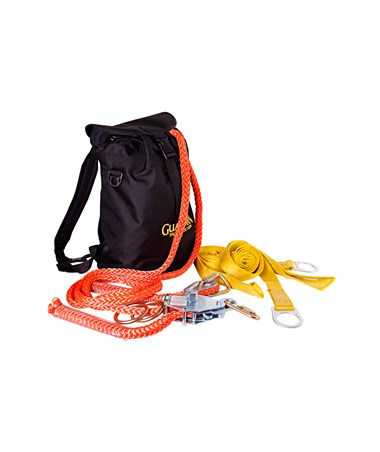 Guardian Fall Protection Polyester Horizontal Lifeline with Tensioner GUA04625-