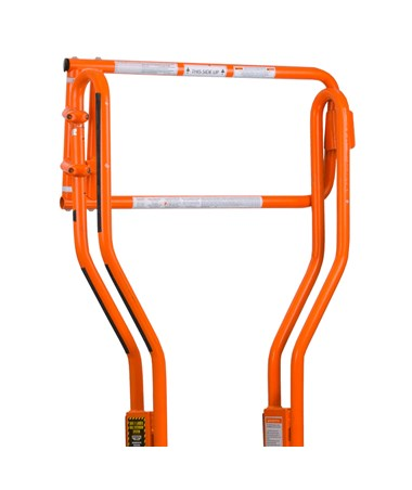 Self-Closing Gate for Guardian Fall Protection Safe-T Ladder Extension GUA10798