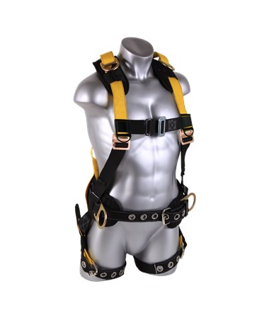 Guardian Fall Protection Seraph Construction Harness for Confined Space GUA11143- front