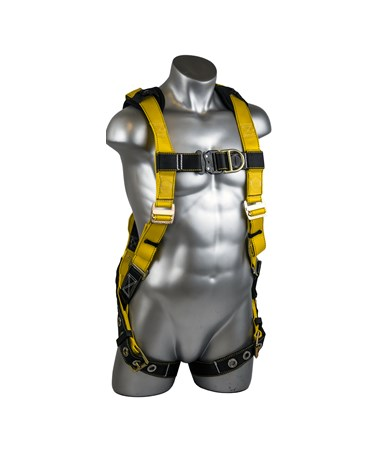 Guardian Fall Protection Seraph Sternal D-Ring Harness GUA11160SD- front