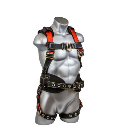 Guardian Fall Protection Seraph Construction Harness GUA11170- front