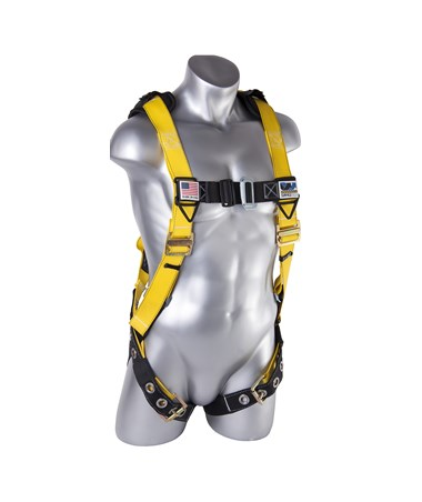 Guardian Fall Protection M-L Seraph Harness with Surfacetech Webbing GUA11185- front