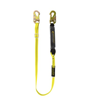 Guardian Fall Protection Adjustable Specialty Lanyard 01285