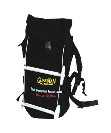 Guardian Fall Protection Rapid Deployment Rescue Ladder GUA15022-