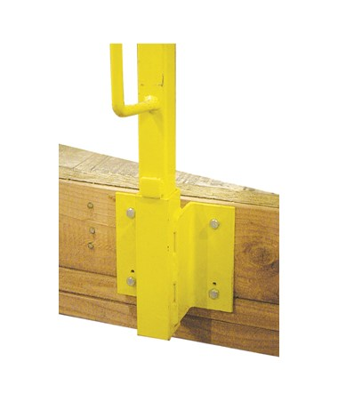 Guardian Fall Protection Guardrail Post Receiver