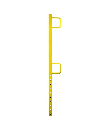"Guardian Fall Protection 47"" Alligator Guardrail Post"