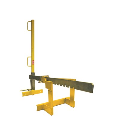 Guardian Fall Protection Parapet Clamp Guardrail System