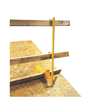 Guardian Fall Protection Residential Guardrail System