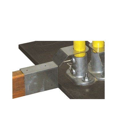 Guardian Fall Protection Toe-Board Attachment