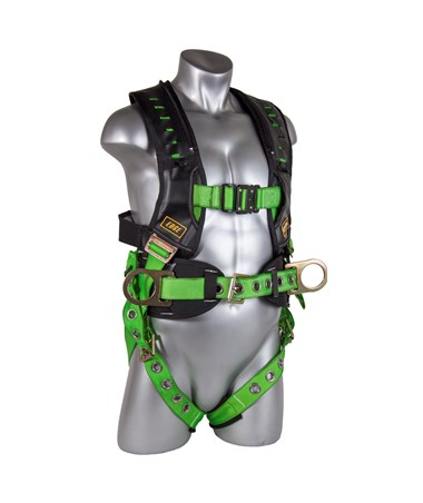 Guardian Fall Protection Monster Premium Edge Harness GUA193190- front