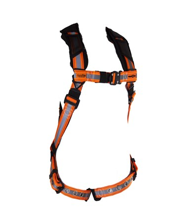 Guardian Fall Protection Reflective Cyclone Harness