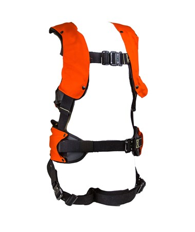 Guardian Fall Protection Flame Retardant Premium Edge Construction Harness