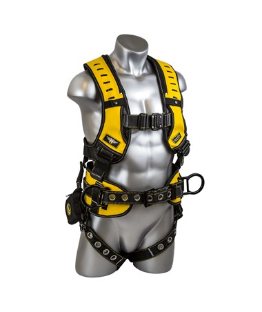 Guardian Fall Protection Halo Construction Harness GUA493060-