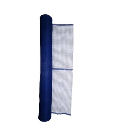 Guardian Fall Protection Flame-Retardant Construction Debris Netting Blue
