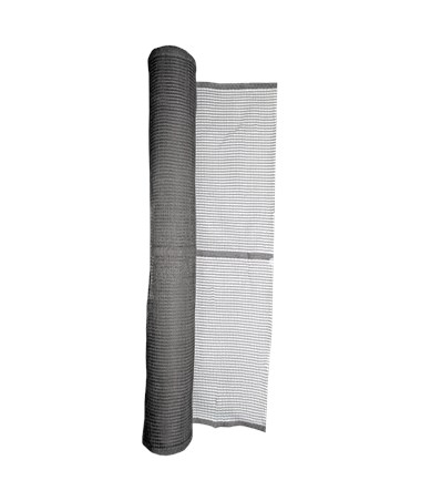 Guardian Fall Protection Flame-Retardant Construction Debris Netting Black