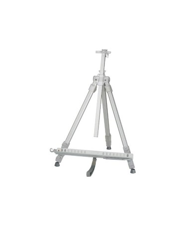 Heritage Arts Marquette Classic Aluminum Easel Silver HAE625