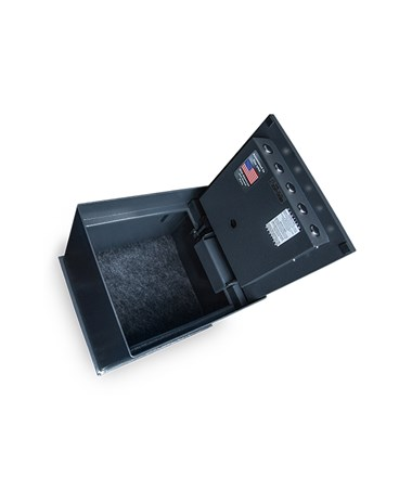 Hollon Floor Safe B1500 - Interior