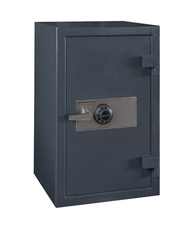 Hollon B-Rated Cash Safe with Inner Key Locking Compartment and UL Listed S&G Group 2 Dial Lock B3220CILK