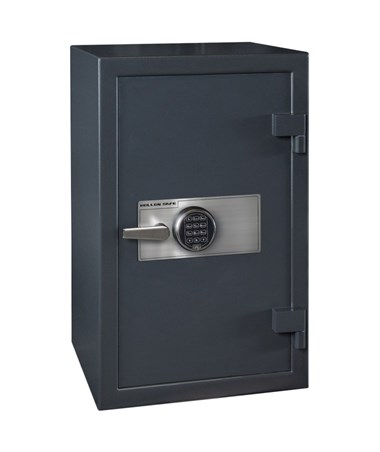 Hollon B-Rated Cash Safe with Inner Key Locking Compartment and UL Listed S&G 1004 Electronic Lock B3220EILK