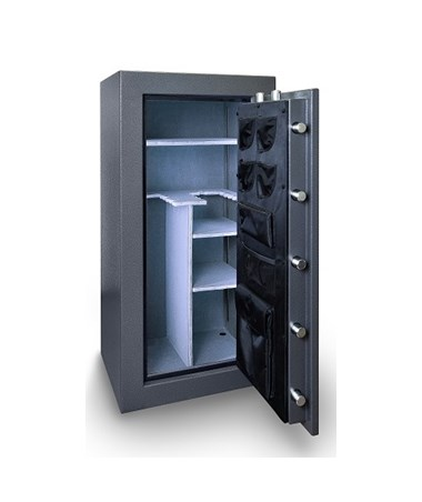 Hollon Black Hawk Series Gun Safe - BHS-22 Interior
