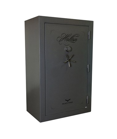 Hollon Black Hawk Series Gun Safe - UL Listed Type 1 Military Grade EMP Resistant S&G Electronic Lock BHS-45E