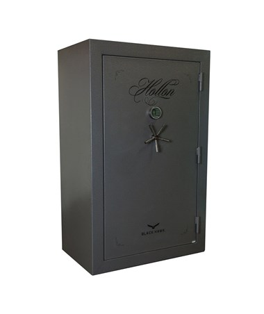Hollon Black Hawk Series Gun Safe - Biometric Lock BHS-45E-BIO