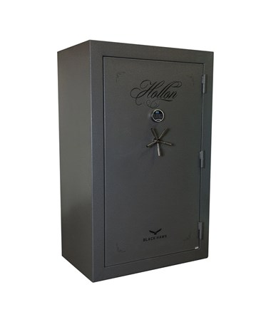 Hollon Black Hawk Series Gun Safe - SecuRam Prologic L22 Electronic Lock BHS-45E-PRL