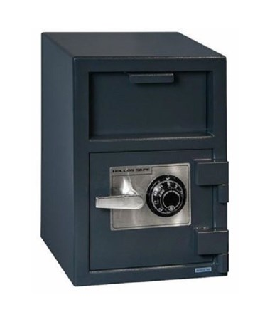 Hollon B-Rated Front Loading Depository Safe with Group 2 Dial Lock FD-2014C