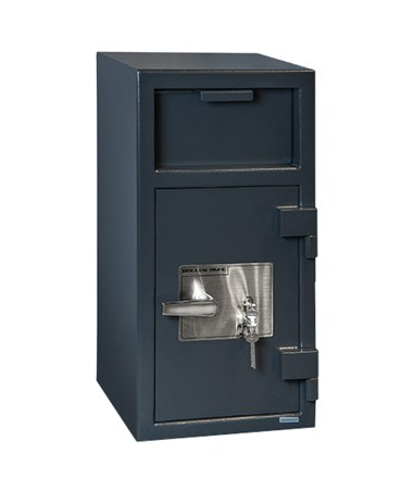 Hollon B-Rated Front Loading Depository Safe with Shelf and Dual Key Lock Hollon B-Rated Front Loading Depository Safe with Shelf and Dual Key Lock