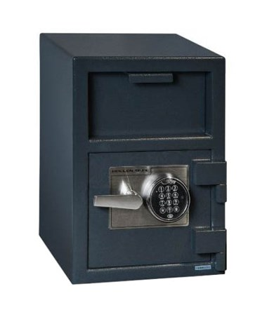 Hollon B-Rated Front Loading Depository Safe with S&G Electronic Lock FD-2014E