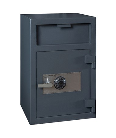 Hollon 30 x 20 Depository Safe with Inner Locking Compartment Drawer and Group 2 Combination Dial Lock FD-3020CILK