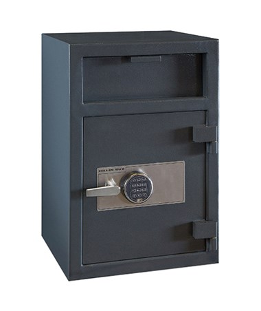Hollon 30 x 20 Depository Safe with Inner Locking Compartment Drawer and Type 1 S&G Spartan Electronic Lock FD-3020EILK