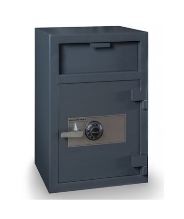 Hollon 30 x 20 B-Rated Depository Safe with One Shelf HOLFD-3020C - Combination Lock