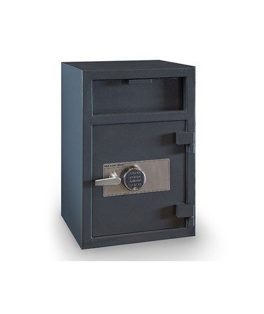 Hollon 30 x 20 B-Rated Depository Safe with One Shelf HOLFD-3020E - Electronic Lock