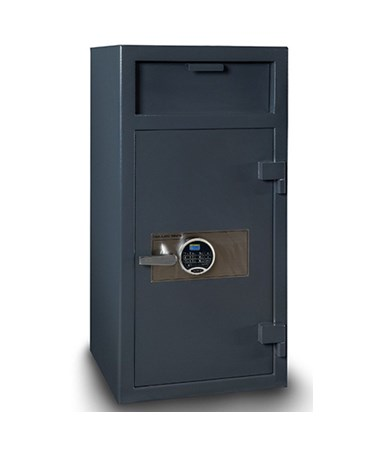 Hollon 40 x 20 B-Rated Depository Safe - SecuRam Prologic L22 Electronic lock FD-4020E-PRL